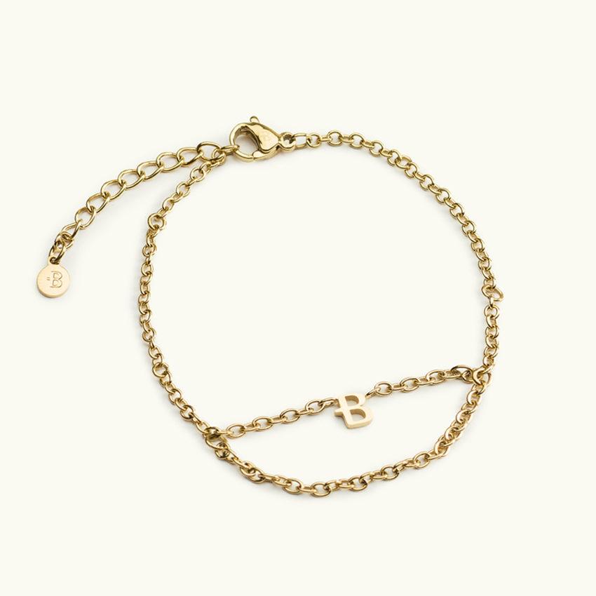 Bovou B chain gold